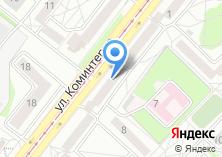 Компания «Адресок» на карте