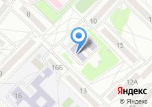 Компания «Социально-реабилитационный центр для несовершеннолетних г. Ангарска» на карте