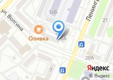 Компания «Сарсенбаев» на карте