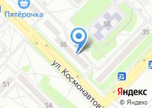 Компания «IT ВидеоБарьер» на карте