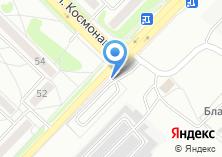 Компания «Автостоянка на ул. Декабристов» на карте