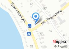 Компания «Китой» на карте