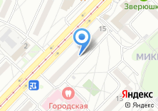 Компания «Мир путешествий» на карте