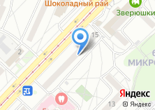 Компания «Межобластной учебный центр» на карте