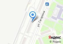 Компания «Нора» на карте