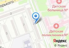 Компания «Полярный-2» на карте