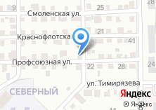Компания «Кавказы Байкала» на карте