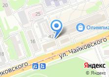 Компания «Автостоянка на ул. 85 квартал» на карте