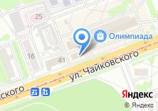 Компания «Строящееся административное здание по ул. 85-й квартал (г. Ангарск)» на карте