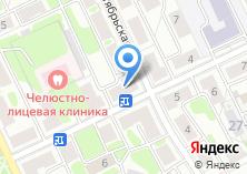 Компания «Теплум» на карте