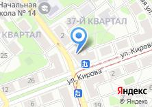 Компания «Иркутский» на карте