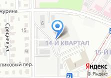 Компания «Кобра» на карте