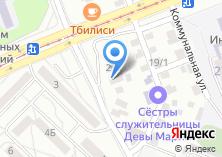 Компания «Телец» на карте