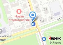 Компания «Сектор сервиса» на карте