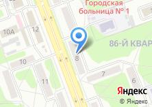 Компания «Ангарская Гильдия Риэлторов» на карте