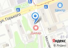 Компания «Суворов» на карте