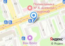 Компания «Магазин Белорусского трикотажа» на карте