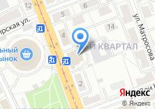 Компания «Евгения» на карте