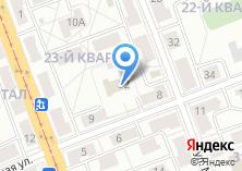 Компания «Восточка» на карте
