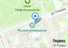Компания «Дэлис» на карте