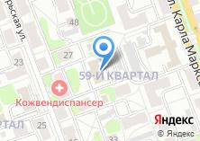 Компания «МАСТЕР МАРКЕТ» на карте