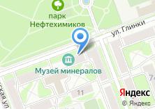 Компания «Музей минералов» на карте