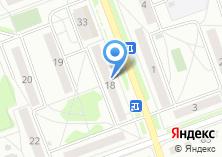 Компания «Иркутский областной клинический консультативно-диагностический центр» на карте