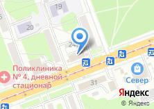 Компания «Мебелевич» на карте