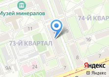 Компания «Сибимпэкс-ойл» на карте