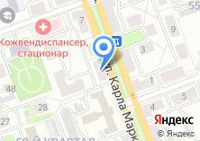 Компания «Адвокатский кабинет Семеновой Л.С» на карте