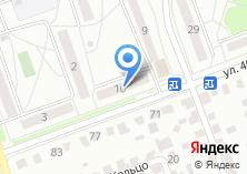 Компания «У» на карте
