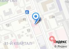 Компания «Ангарская областная психиатрическая больница» на карте