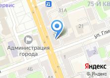 Компания «Ангарский мясокомбинат» на карте
