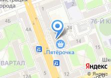 Компания «МузАкцент» на карте