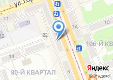 Компания «М53» на карте