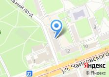 Компания «Джинсы» на карте