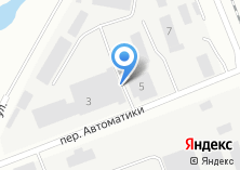 Компания «Ангарский завод средств автоматизации» на карте