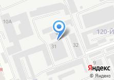 Компания «Металекс» на карте