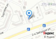 Компания «АЭТК» на карте