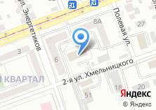 Компания «Байкал Конструкция» на карте