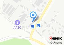 Компания «АнгараСпецСтрой» на карте