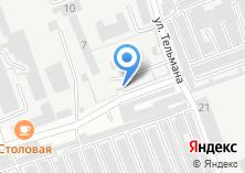 Компания «Шиномонтажная мастерская на ул. Связи» на карте