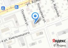 Компания «Иркутскстальконструкция» на карте