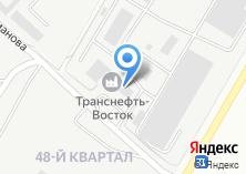 Компания «Иркутское районное нефтепроводное управление» на карте