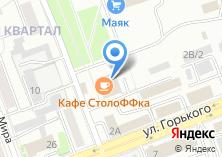 Компания «Дилором» на карте