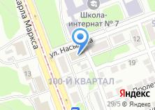 Компания «Ангарскхлебопродукт» на карте