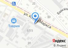 Компания «Магазин аккумуляторов» на карте