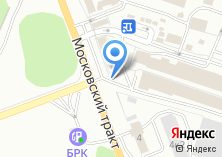 Компания «КАЛАМБУР» на карте