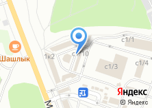 Компания «33» на карте