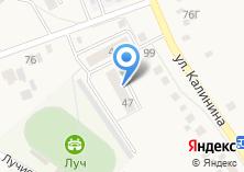 Компания «Анастасия парикмахерская» на карте